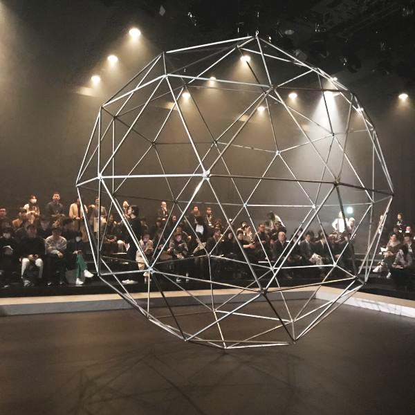 「GLOBAL WORK(グローバルワーク)」2018-19年秋冬東京コレクション