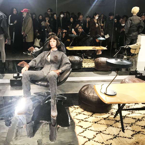YOHEI OHNO(ヨウヘイ オオノ)2018-19年秋冬東京コレクション