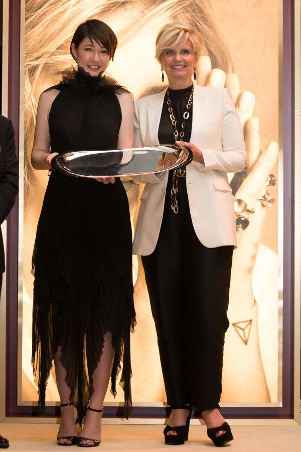 「ポメラート」、スプツニ子!に「Pomellato For Women Award」を授与