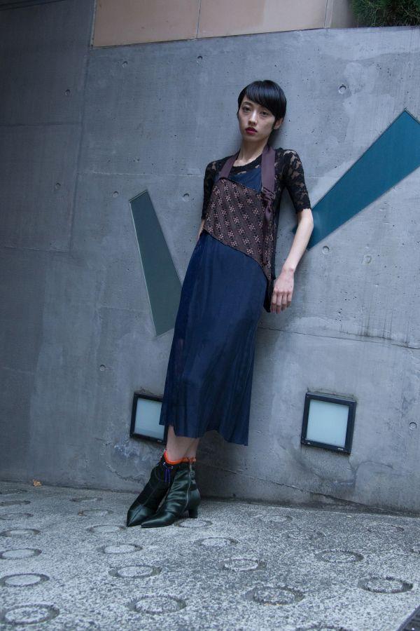 「MIHARA YASUHIRO」、ヴィンテージ素材を使った一点物でアップサイクル