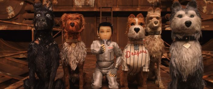 ウェス・アンダーソン監督の新作映画『犬ヶ島』