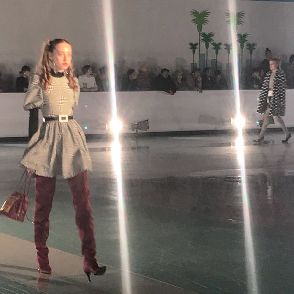 G.V.G.V.(ジーヴィージーヴィー)2018-19年秋冬東京コレクション
