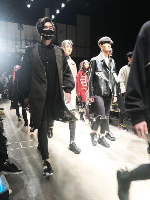 ACUOD by CHANU(アクオド バイ チャヌ)2018-19年秋冬東京コレクション