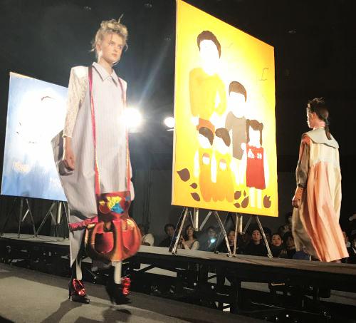 JENNY FAX(ジェニー ファックス)2018-19年秋冬東京コレクション