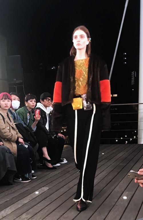 5-knot(ファイブノット)2018-19年秋冬東京コレクション