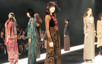 TAE ASHIDA(タエアシダ)2018-19年秋冬東京コレクション