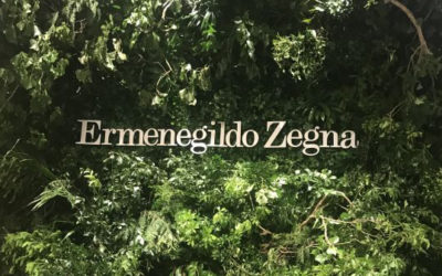 「ZEGNA IN AND OUT(ゼニア イン アンド アウト)」を堪能