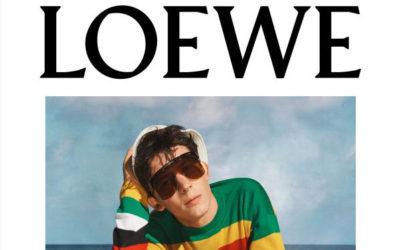 「LOEWE(ロエベ)」、2019年春夏広告キャンペーンの広告ヴィジュアルを先行公開