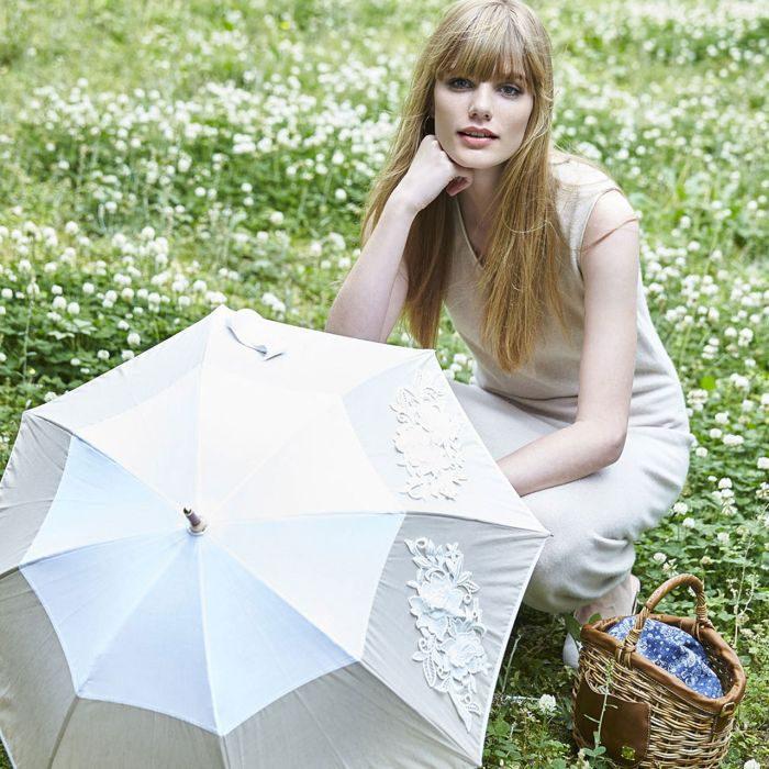 「かごバッグ、帽子、日傘」をおしゃれに取り入れる方法~Athena New Yorkからピックアップ