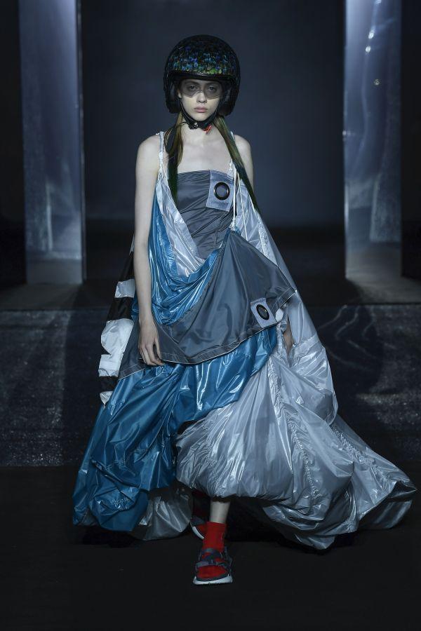 「MCM(エムシーエム)」、ピッティで2019年春夏「Luft Collection(ルフト コレクション)」を発表