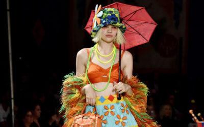 MOSCHINO(モスキーノ)メンズ2019春夏・ウィメンズ2019リゾートコレクション