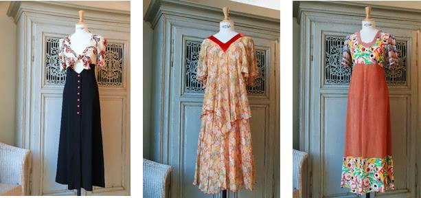 70年代のロンドンのヴィンテージドレスを集めたフェア、「Atelier Ninon(アトリエ ニノン)」で開催