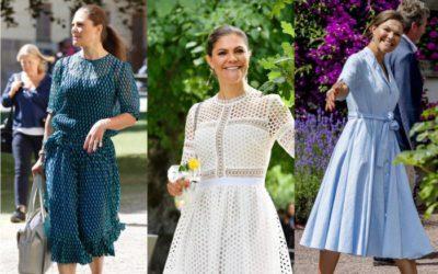 「世界で最も美しい王室」から学ぶ!スウェーデン王室を代表するヴィクトリア王女がお手本 真夏の上品ワンピースコーデ5選