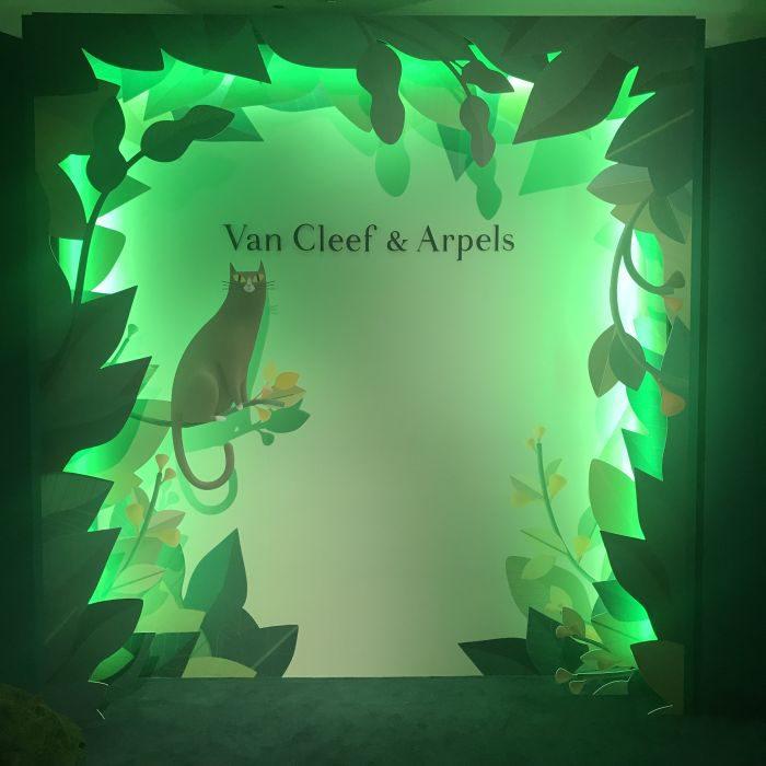 「Van Cleef & Arpels(ヴァン クリーフ&アーペル)」アルハンブラ50年の歴史を称えるパーティー