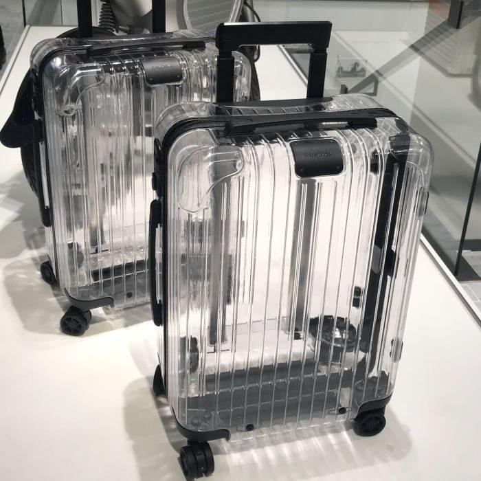 「RIMOWA × OFF-WHITE」コラボレーションスーツケースのレセプション