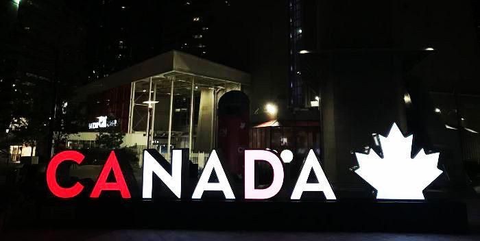 カナダ・トロントへの旅