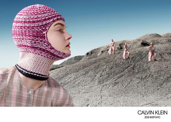 「CALVIN KLEIN 205W39NYC」、2018年秋のグローバル広告キャンペーンを発表