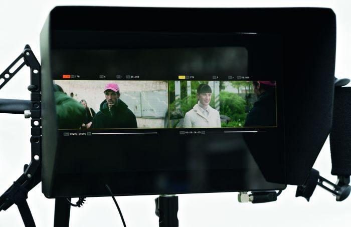 「JIL SANDER(ジル・サンダー)」、2018-19年秋冬シーズンのキャンペーンビジュアルを発表 撮影はヴィム・ヴェンダース監督