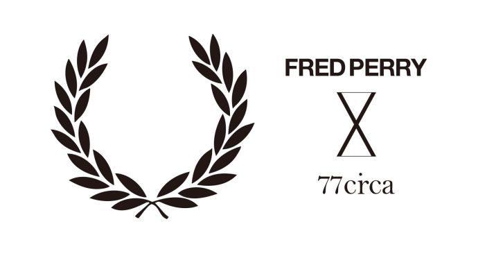 完成品を解体して、ウィットフルに再構成 「フレッドペリー」、カプセルコレクション「FRED PERRY×77CIRCA」を発表