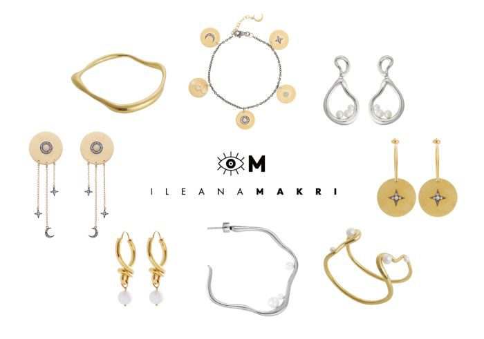 ジュエリー「Eye M by ILEANA MAKRI(アイアム バイ イレアナ・マクリ)」、日本初上陸の新コレクションが先行販売