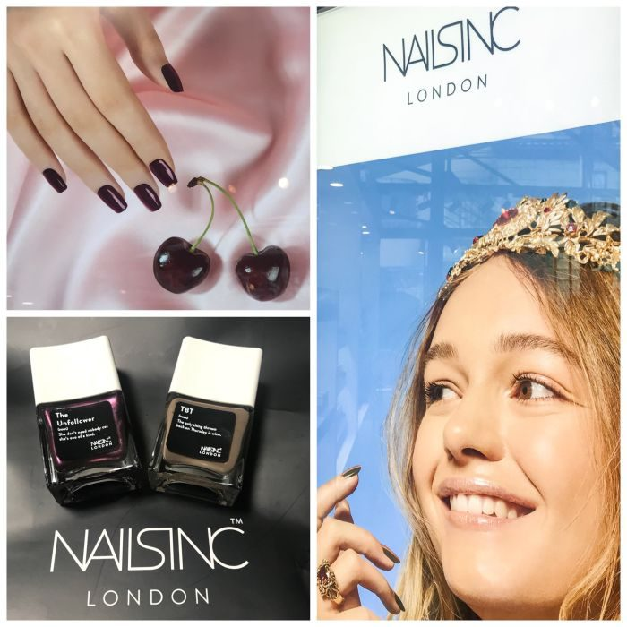 「NAILS INC(ネイルズ インク)」の2018年秋冬新作プレビュー