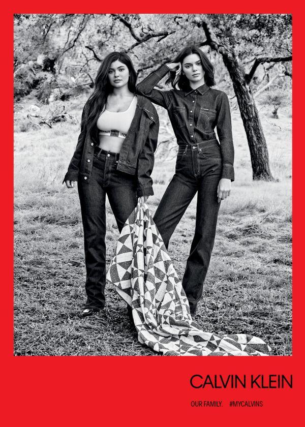 「カルバン・クライン アンダーウェア」と「カルバン・クライン ジーンズ」のグローバル広告キャンペーンにカーダシアン&ジェンナー姉妹が2018年秋も登場