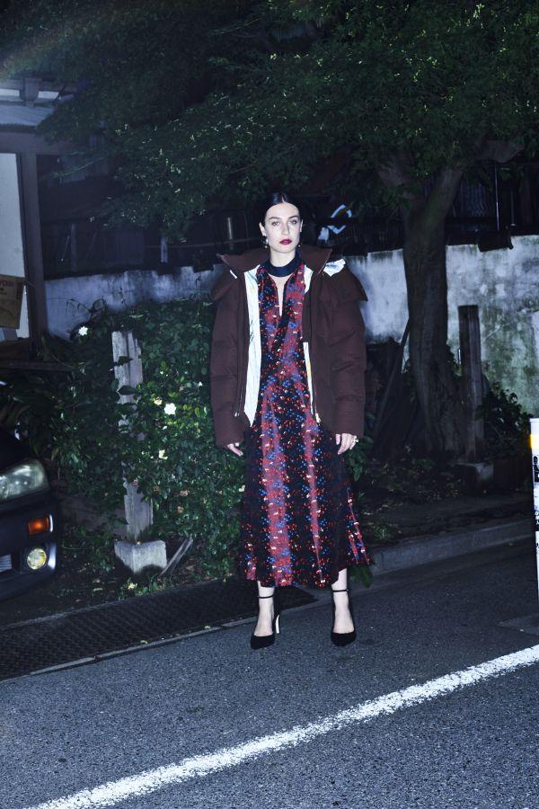 「マメ」と「デサント」のコラボコレクション、「DESCENTE ALLTERRAIN x Mame Kurogouchi(デサント オルテライン x マメ)」が発売