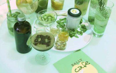 夏木マリさんがプロデュースする「BALLY CAFE(バリー カフェ)」プレビュー