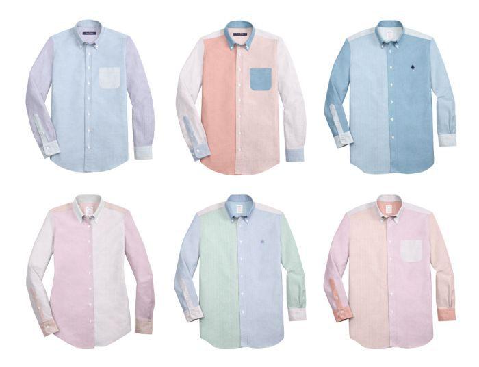 「Brooks Brothers(ブルックスブラザーズ)」、オンラインショップで「クレイジーパターンシャツ」のカスタマイズ提供