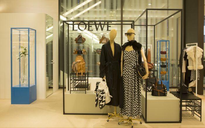 「LOEWE(ロエベ)」、阪急うめだ本店でポップアップイベントを開催