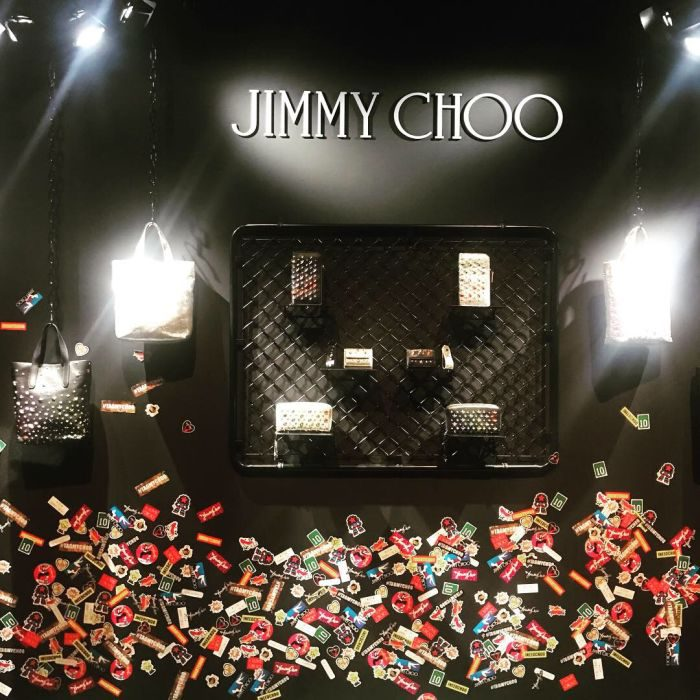 JIMMY CHOO(ジミー チュウ)」のスタースタッズ10周年アニバーサリーコレクションパーティ