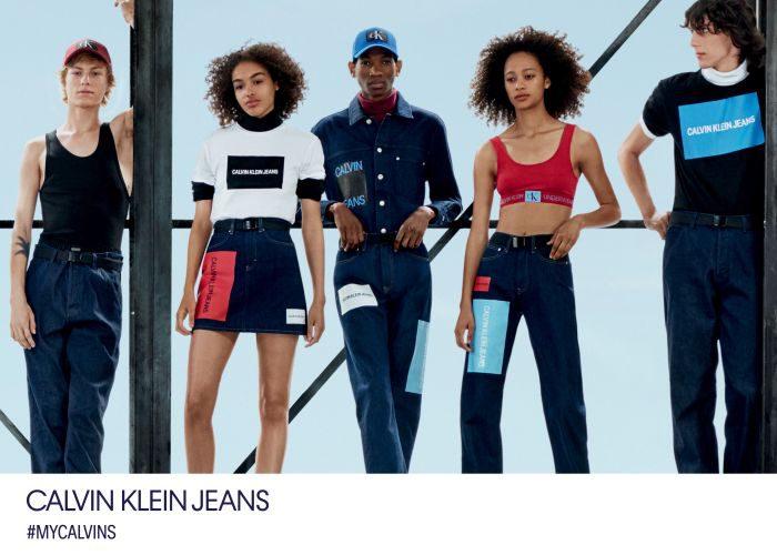 カルバン・クライン ジーンズの新キャンペーンを発表 アメリカらしさをアピール