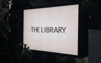 「THE LIBRARY 表参道店」オープニングパーティ