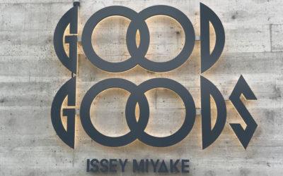 「GOOD GOODS ISSEY MIYAKE」オープニング