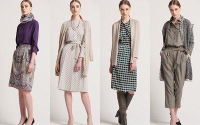好感度アップを狙う! 秋のオフィスファッション