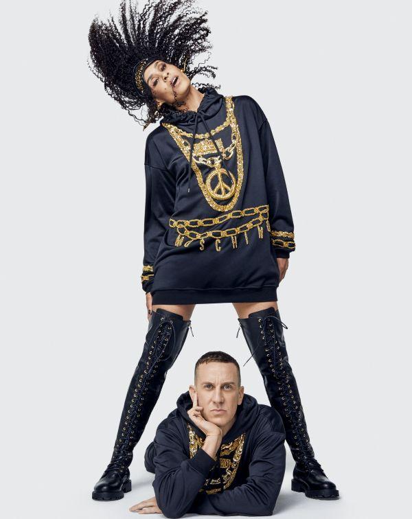 「H&M×モスキーノ」、MOSCHINO [tv] H&Mの全ルック公開 ポジティブでポップなムード