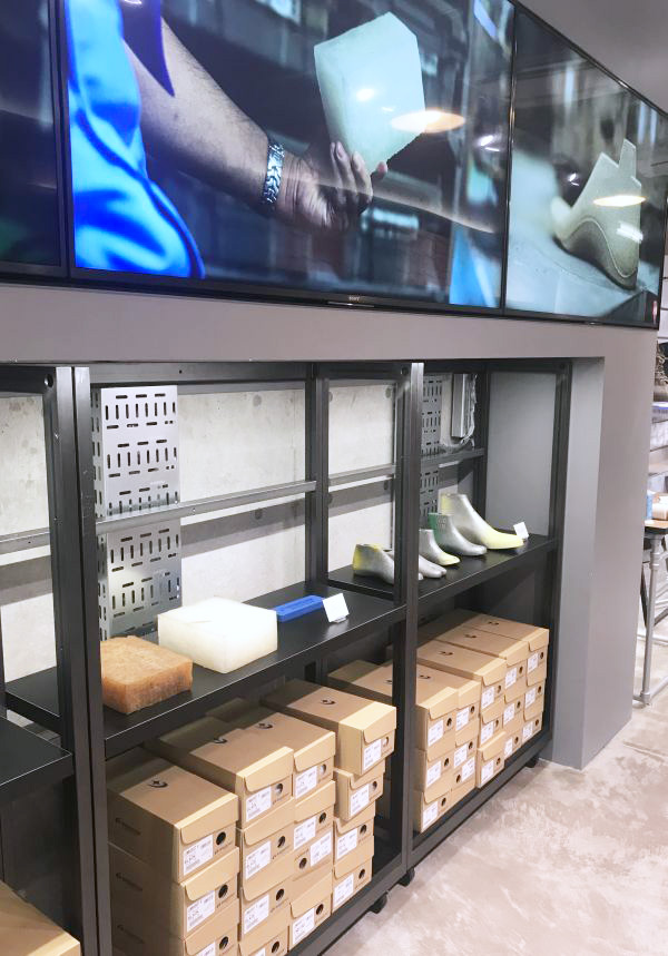 「MOONSTAR Factory Ginza(ムーンスター ファクトリー ギンザ)」がオープン