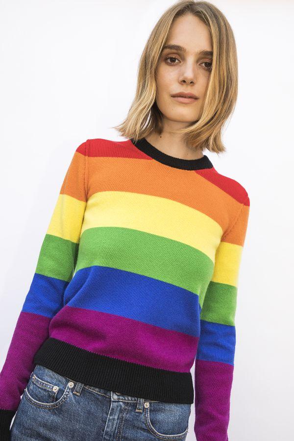 「SONIA RYKIEL(ソニア リキエル)」、50周年を記念して限定セーターのプロジェクト