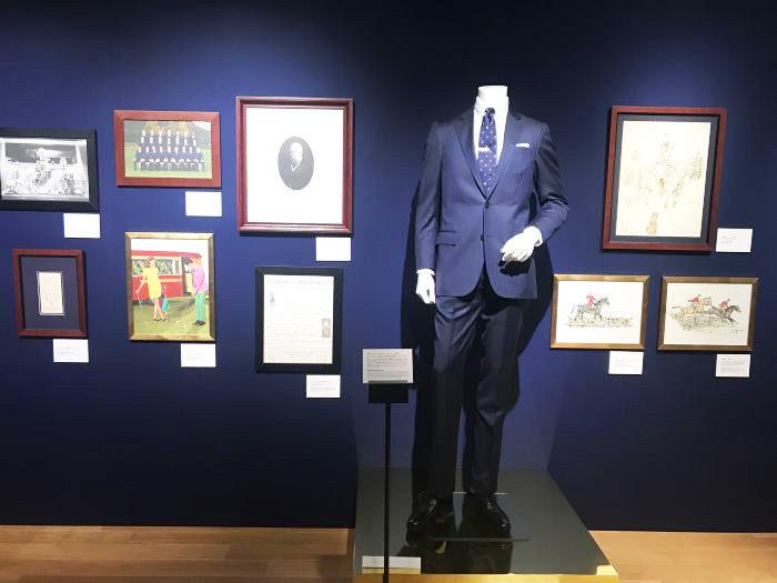 「ブルックス ブラザーズ展」の特別内覧会へ 200年の歴史に感動