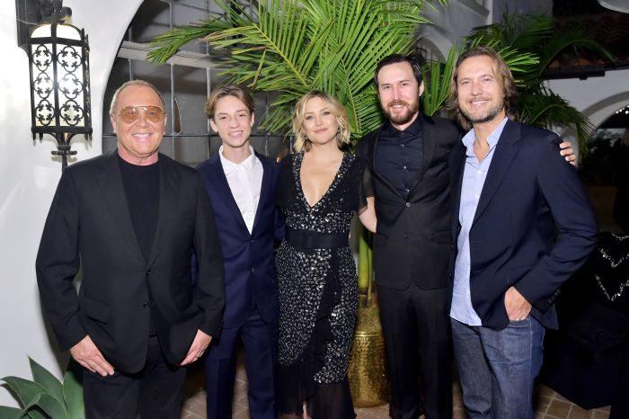 女優のケイト・ハドソンがWFP国連世界食糧計画(国連WFP)親善大使に任命 マイケル・コースがイベント開催