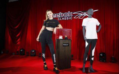 ジジ・ハディッドが来日「Reebok CLASSIC presents~FUTURE NOSTALGIA~」ローンチパーティー開催