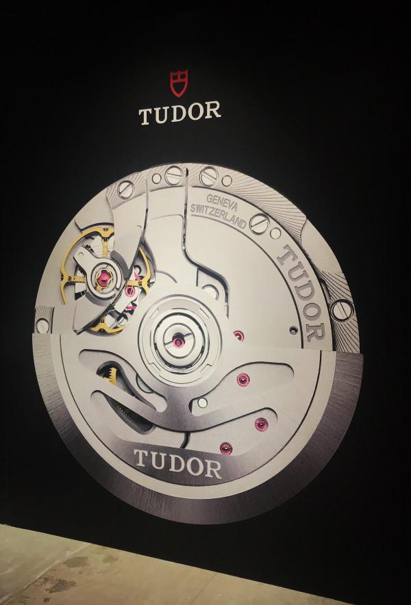 腕時計ブランド「TUDOR(チューダー)」の日本上陸イベント