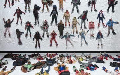 第8弾の「3 Moncler Grenoble(3 モンクレール グルノーブル)」コレクションは11月1日発売