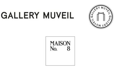 「MUVEIL meets MAISON No.8 Limited POP-UP STORE」が開催