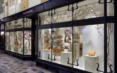英国バッグブランド「STRATHBERRY(ストラスベリー)」、ロンドンに第1号の実店舗をオープン