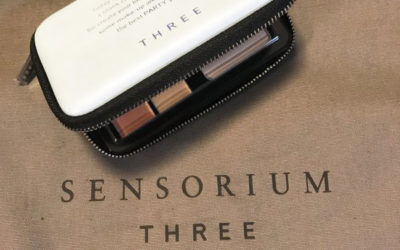 「THREE」とメンズコスメブランドが手がける「SENSORIUM THREE(センソーリアム スリー)」オープニングレセプション