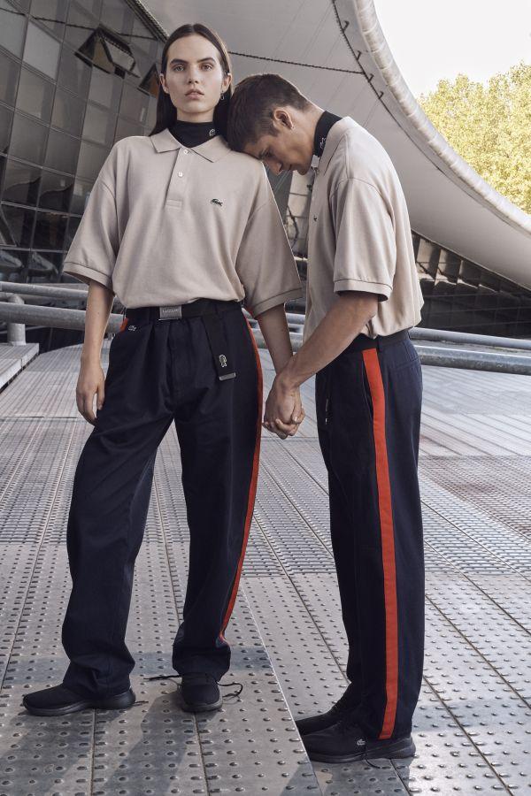 LACOSTE(ラコステ)2019年春夏コレクション