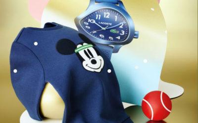 「LACOSTE(ラコステ)」、ミッキーマウス、ミニーマウスとのコラボコレクション発売