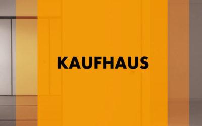 オンラインストア「KAUFHAUS(カウフハオス)」がオープン ポップアップストアも開催