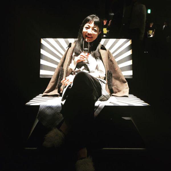 アートな椅子を体験 @ 「CURIOSITY CANVAS COLLECTION」